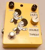 Double Threat S.E. w/ Green Badge Germanium transistors