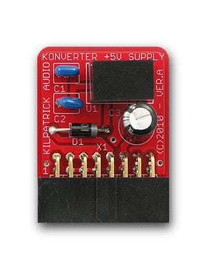 Kilpatrick Audio Konverter +5v Supply module