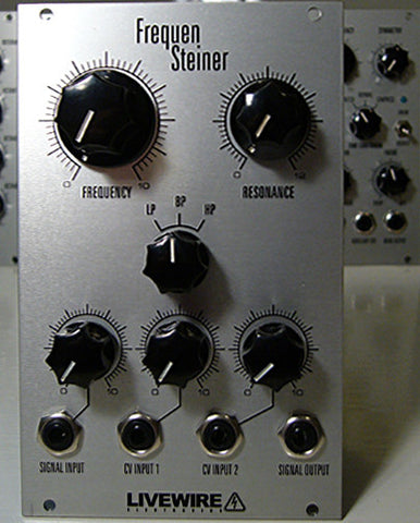 Livewire FrequenSteiner Multimode Filter Module