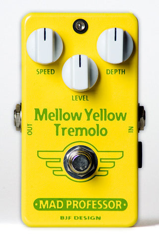 Mellow Yellow Tremolo