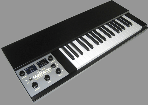 Mellotron MINI M4000D Digital Mellotron Black