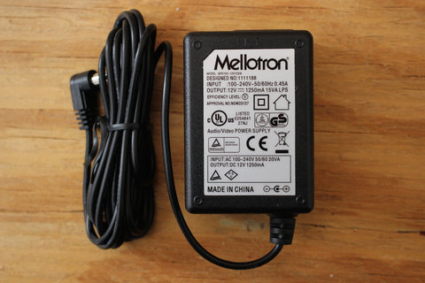 digital Mellotron power supply