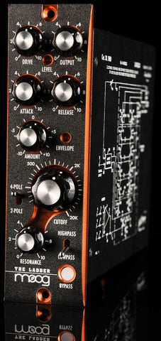 Moog Ladder Filter 500 Series