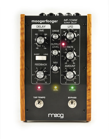 Moog Moogerfooger MF-104M Super Delay
