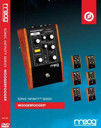Moog Moogerfooger Training DVD