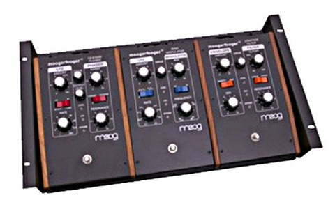 Moog Rackmount kit for Moogerfoogers