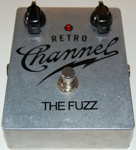 Retro Channel Fuzz - Demo Unit