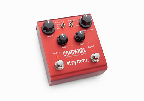 Compadre - Dual Voice Compressor and Boost