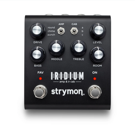 Iridium - Amp and IR Cab Pedal