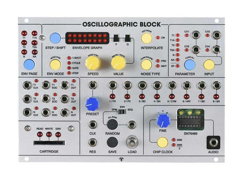 Special Stage Systems Oscillographic Block