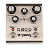 Strymon Deco Tape Saturation and Double Tracker