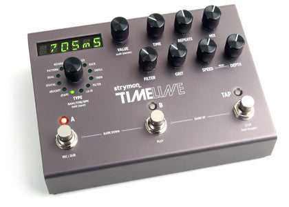 Strymon TimeLine Digital Delay Machine