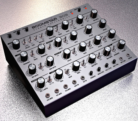 Studio Electronics Boomstar 3003 Roland TB-303 Filter