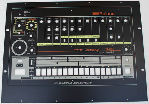 Analogue Solutions TR808 front
