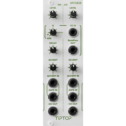 Tiptop Audio Hats808