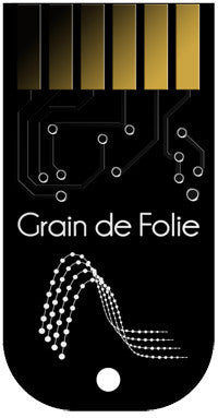 Tiptop Audio Grain de Foile Granular Card