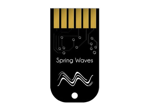 Tiptop Audio Z-DSP Spring Waves Physical Modeling Effects Cartridge