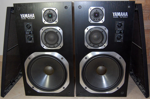 Yamaha Speakers NS-500M (Pair)