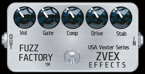 ZVEX Fuzz Factory USA Vecter Series