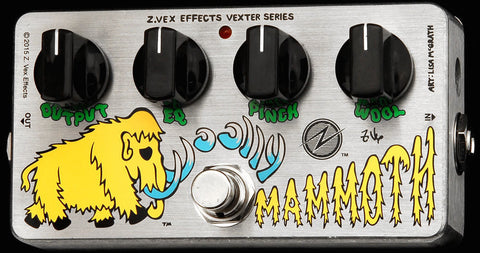 Zvex Woolly Mammoth Vexter