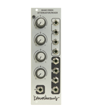brownshoesonly  QVAM Quad Video Attenuator Mixer