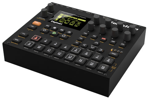 Digitakt - 8 Voice Digital Drum Computer and Sampler