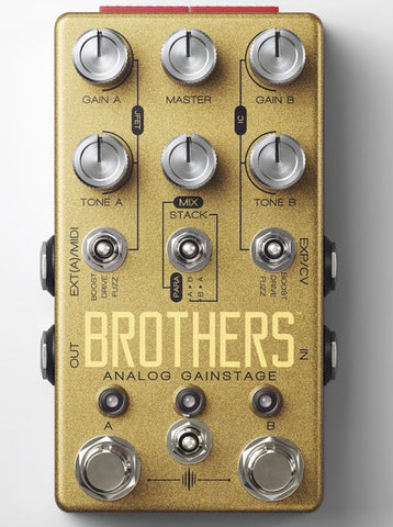 Brothers - Analog Gainstage