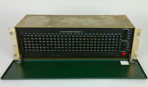 1970's Altec 9860A Active Equalizer