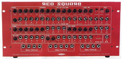 Analogue Systems Red Square