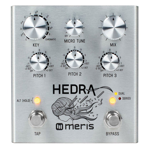 Hedra 3-Voice Rhythmic Pitch Shifter