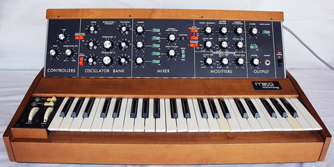 Moog Minimoog MODEL D (1977) with MIDI