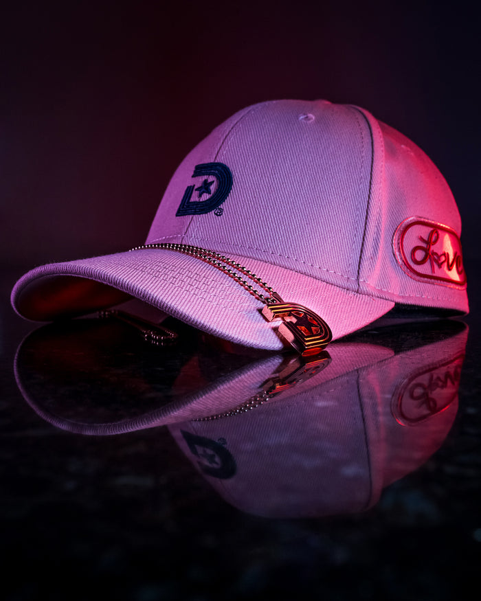 Valentines Day Bundle - NEW Hat & Chain