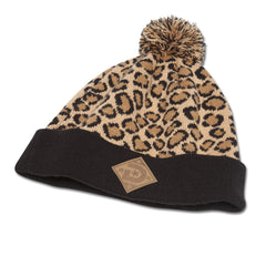 OG Logo Beanie in Cheetah