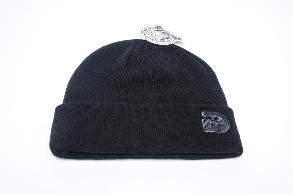 OG Logo Beanie in Black