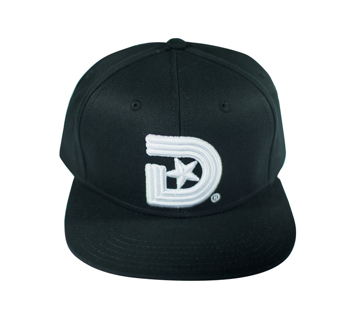The Original - Classics Snapback in  All Black