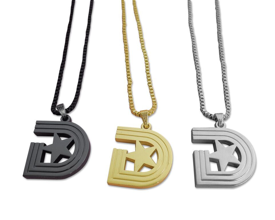 Triple D Necklace Limited Run