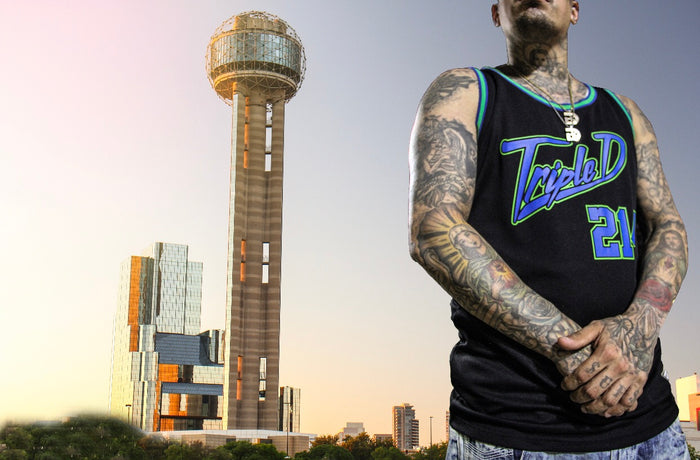 "City Light ""Home and Away"" Basketball Jersey"