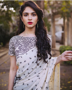 Trend Alert: Unconventional Sarees Make Way to Streets