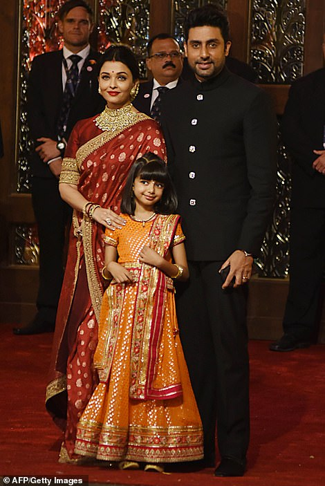 Celebrity Guests at the Grand Ambani Wedding