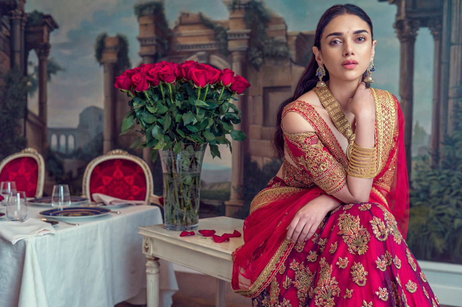 Till Death do u part: Best tips to coordinate Indian Bridal accessories with Indian Bridal wear in 2019