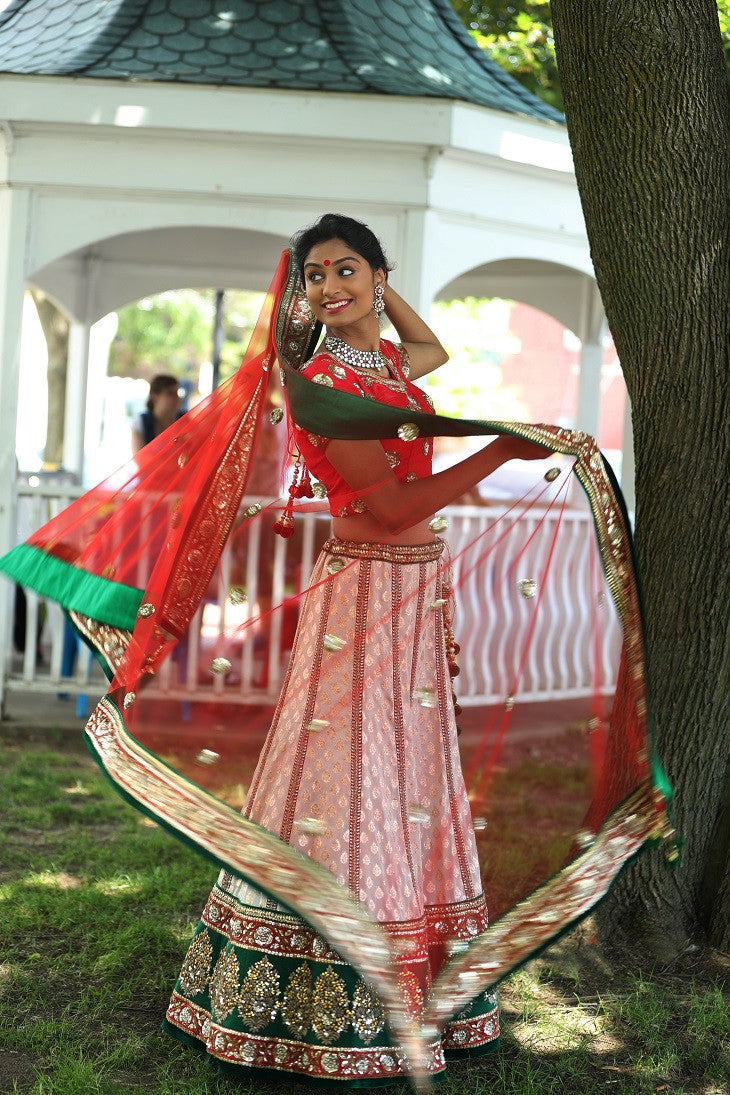 The Magic of Colorful Traditions in Indian Weddings