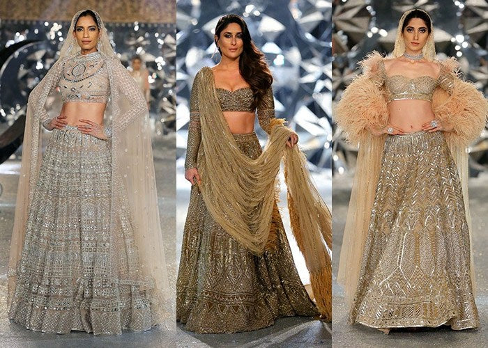 India Couture Week 2018: Of Grandeur, Flamboyance and Floral Fantasy