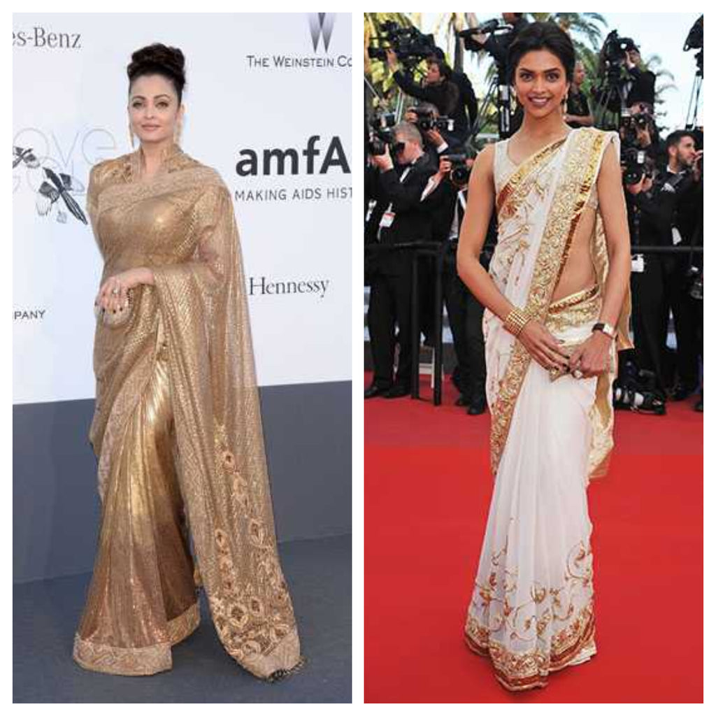 Indian Ethnic Flavour Spotted at the Cannes Red Carpet Over the Years