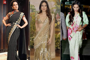Saree Trends to Watch out for in 2019