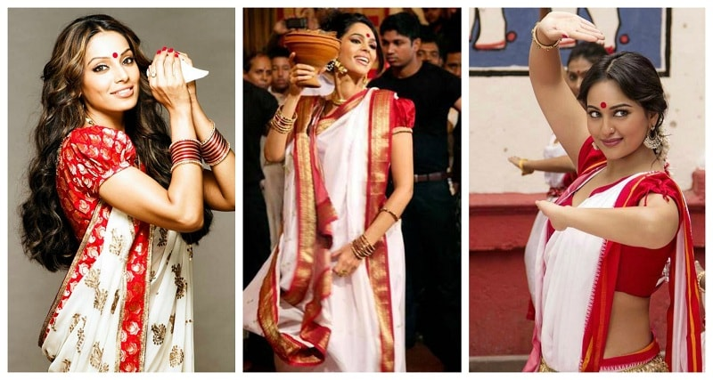 7 Fashion Tips to Doll Up like a Bong Diva for Durga Puja