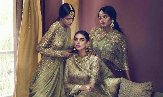Neighbours envy - India's Bride - III : 2019 Jewellery trends for the Bride to be