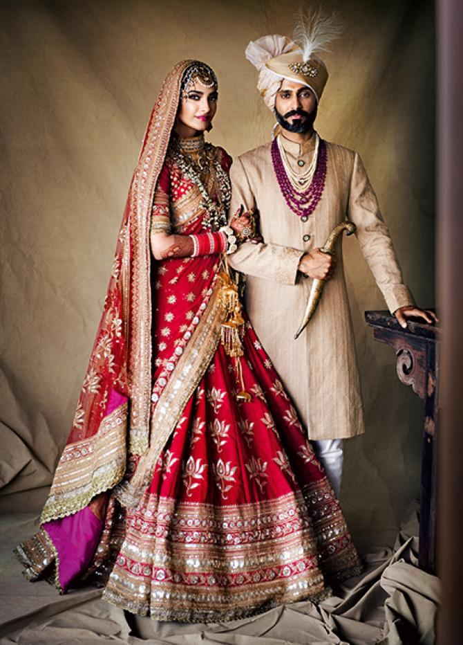 Real Bollywood Brides Rocking Regional Indian Bridal Looks