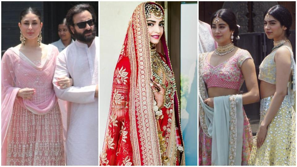 Trend Spotting at Sonam's Wedding