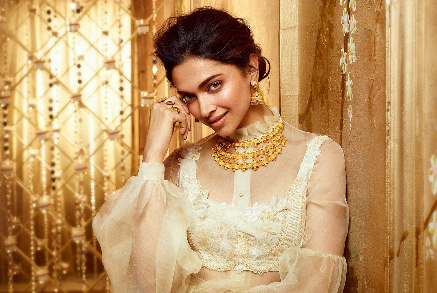 Shine bright like a diamond : How to pair your Indian jewellery with western outfits