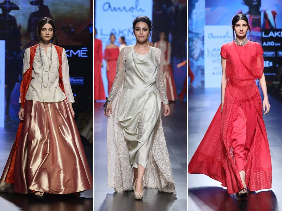Lakme Fashion Week 2019: On a fashion high